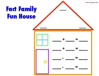 Fact Family Fun House
