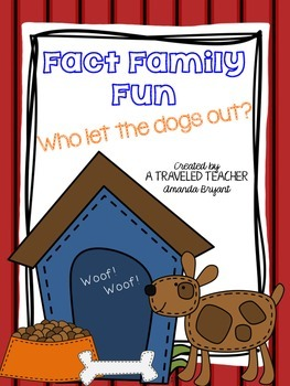 Fact Family Fun - Who let the dogs out?