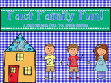 Fact Family Fun {an addition and subtraction activity}