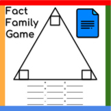 Fact Family Game