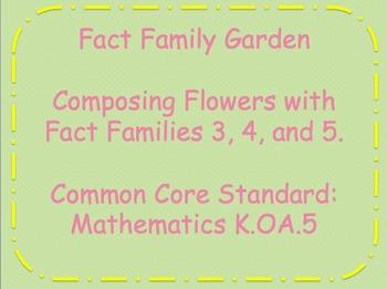 Fact Family Garden