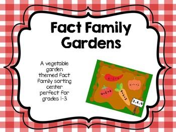 Fact Family Gardens Center
