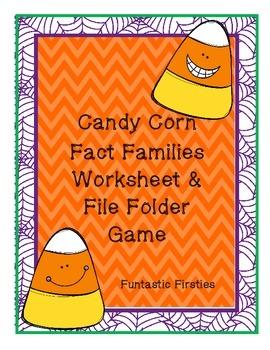 Fact Family Halloween Fun