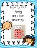 Fact Family Hot Cocoa Craftivity