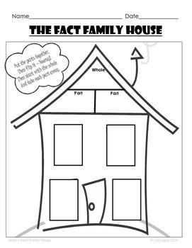 Fact Family House