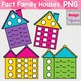 Fact Family Houses: Addition and Subtraction
