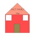 Fact Family Mat