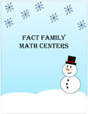 Fact Family Math Centers