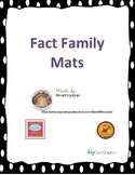 Fact Family Mats