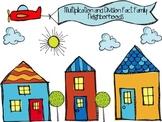 Fact Family Neighborhood