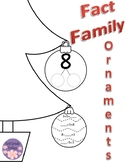 Fact Family Ornament Puzzles