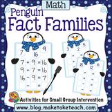 Fact Family Penguins