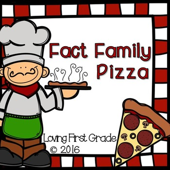 Fact Family Pizza