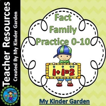 Fact Family Practice 0-10
