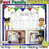 Fact Family Practice Sheet