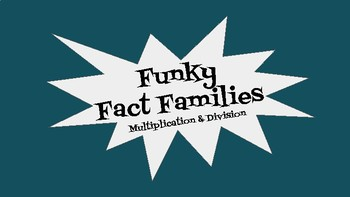 Fact Family Presentation