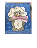 Fact Family Printable Penguin Craft (Also: Different ways to make a number)