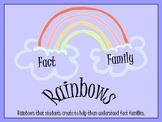 Fact Family Rainbows