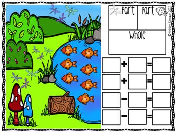 Fact Family: Spring Pond Life