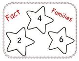 Fact Family Stars