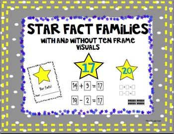 Fact Families - Stars