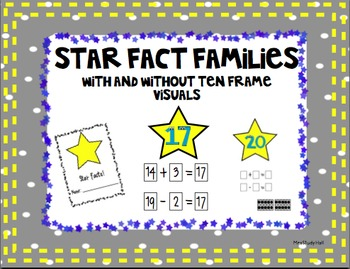 Fact Families - Stars