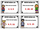 Fact Family Task Cards