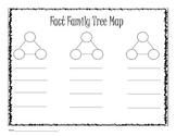 Fact Family Tree Map