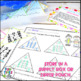 Fact Family Triangles Math Center {Addition and Subtraction}