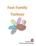 Fact Family Turkey