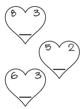 Valentine's Day Math Activities: CCSS Aligned: Operations & Algebraic Thinking