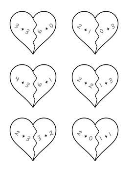 Valentine's Day Math Activities: CCSS Aligned: Operations & Algebraic Thinking
