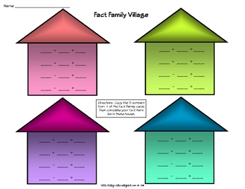 Fact Family Village