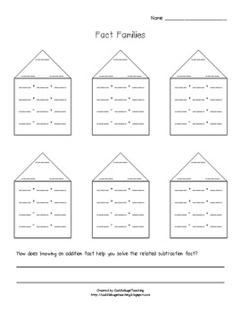 1st grade, 2nd grade Math Worksheets: Addition and subtraction ...