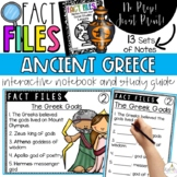 Fact Files: Ancient Greece (Core Knowledge, CKLA)