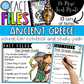 Fact Files - Ancient Greece