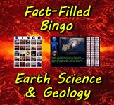 Fact-Filled Bingo - Earth Science & Geology