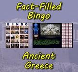 Fact-Filled Bingo & Slideshow - Ancient Greece