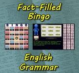 Fact-Filled Bingo & Slideshow - English Grammar