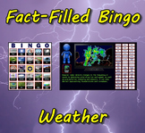 Fact-Filled Bingo - Weather