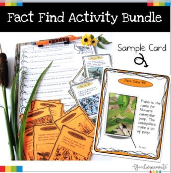 Fact Find Activity Bundle