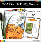 Fact Find Activity Bundle