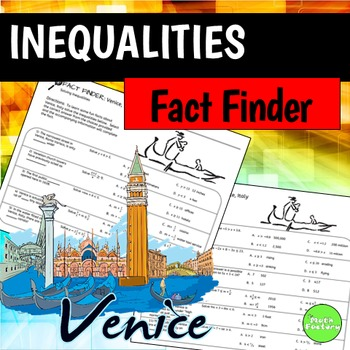 Fact Finder: Solving Inequalities