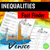Fact Finder: Solving Inequalities
