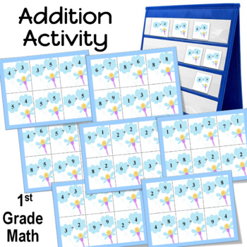 Fact Fluency 46 Addition Cards