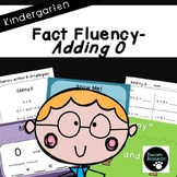 Fact Fluency-Adding 0 (Kindergarten)