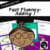 Fact Fluency-Adding 1 (Kindergarten)