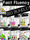 Fact Fluency within 20 BIG BUNDLE (for Addition to 20 Facts)