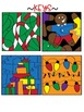 Fact Fluency Color by Number - Holiday Edition