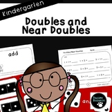 Doubles and Near Doubles (Kindergarten-K.OA.1 and K.OA.5)